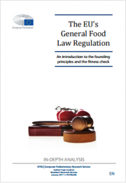 The EU's general food law regulation