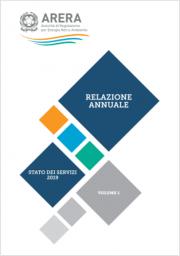 Relazione Annuale ARERA 2019