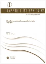 Mortalità per mesotelioma pleurico in Italia | 2003-2014