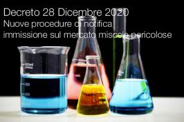 Decreto 28 dicembre 2020