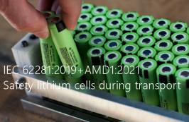 IEC 62281:2019+AMD1:2021