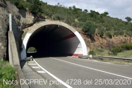 Nota DCPREV prot. 4728 del 25/03/2020