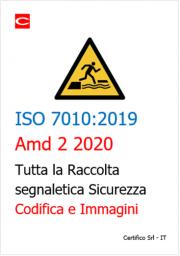 ISO 7010 Raccolta segnaletica di sicurezza - Ed. 2020