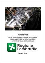 Vademecum Attività saldatura - Reg. Lombardia