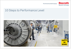 10 Steps to Performance Level - Rexroth Bosch