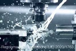 Regolamento di esecuzione (UE) 2020/1763