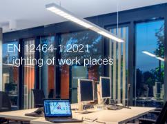 EN 12464-1:2021 - Lighting of work places