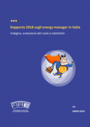 Rapporto 2018 sugli energy manager in Italia