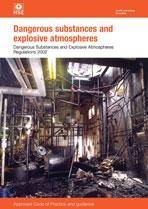 Dangerous substances and explosive atmospheres Regulations 2002
