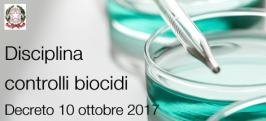 Decreto 10 ottobre 2017