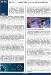 COVID-19 e protezione degli operatori sanitari