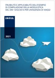 Compilazione modulistica DM 13/02/2014 per un'agenzia di viaggi