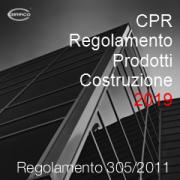Certifico CPR Regolamento Prodotti da Costruzione