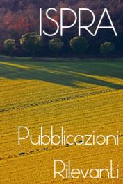ISPRA: Pubblicazioni rilevanti