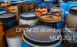 DPCM 23 dicembre 2020