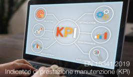 UNI EN 15341:2019 | Indicatori di prestazione manutenzione (KPI)