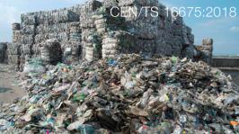UNI CEN/TS 16675:2018 | Monoliticità  rifiuto per smaltimento in discarica