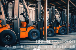 UNI EN 17314:2020   Sistemi di trattenuta carrelli industriali