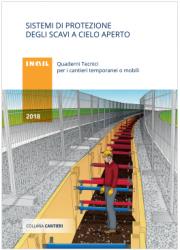 Sistemi di protezione degli scavi a cielo aperto - Quaderno Tecnico INAIL 2018