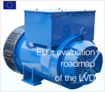 EU's evaluation roadmap of the LVD