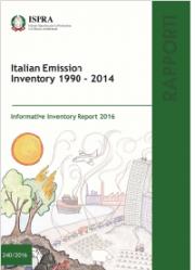 Inventario nazionale delle emissioni in atmosfera 1990-2014