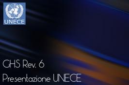 GHS Rev. 6.0 Presentazione UNECE