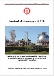 Guida tecnica Impianti di stoccaggio di GNL VVF