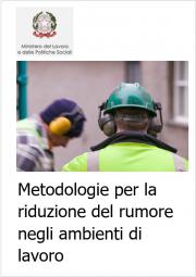 Metodologie per la riduzione del rumore negli ambienti di lavoro
