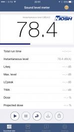 NIOSH: l'app ufficiale Istituto per la misura rumore luoghi di lavoro