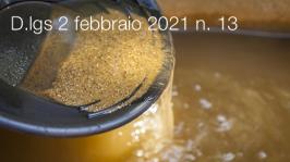 Decreto Legislativo 2 febbraio 2021 n. 13
