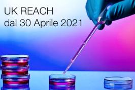 UK REACH: dal 30 Aprile 2021