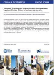UNI/PdR 97:2020 | Sistemi ad aspirazione pneumatica