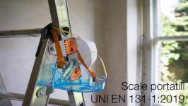 UNI EN 131-1:2019 | Scale portatili