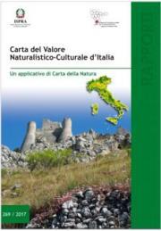 Carta del valore naturalistico-culturale d'Italia