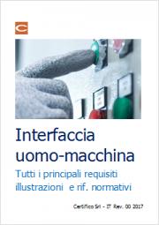 Interfaccia uomo-macchina: requisiti, illustrazioni e rif. normativi