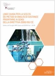 Linea Guida analisi sostanze prioritarie Direttiva 2000/60/CE