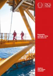 Rapporto Annuale 2016 UNMIG