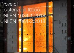 UNI EN 1364-1/2:2018