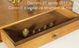 Decreto 21 aprile 2017 n. 93
