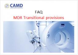 FAQ - MDR Transitional provisions