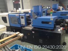 UNI EN ISO 20430:2020 | Macchine per stampaggio a iniezione