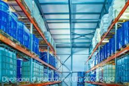 Decisione di esecuzione (UE) 2020/2182