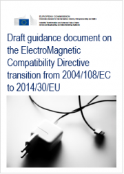 Guide EMC Directive transition from 2004/108/EC to 2014/30/EU