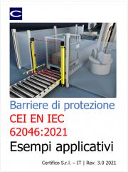 Focus Barriere protezione fotoelettriche: Applicazioni