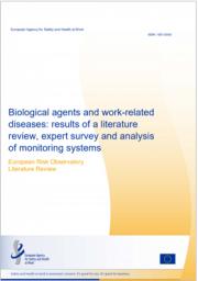 EU-OSHA 2019 | Agenti biologici e malattie professionali