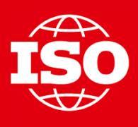 ISO: name and logo