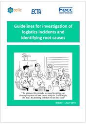 Guidelines for investigation of logistics incidents and identifying root causes - CEFIC