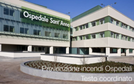 Prevenzione incendi Ospedali: Testo coordinato