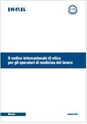 Codice internazionale di etica operatori di medicina del lavoro