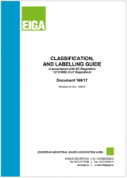 Guide CLP Regulation - EIGA | 2017